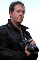 John Denney graphic artist for Birders Life